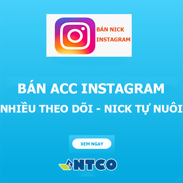 ban acc instagram