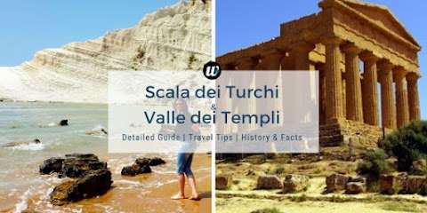 Scala dei Turchi beach & Valle dei Templi | Travel Tips | Sicily, Italy | wayamaya