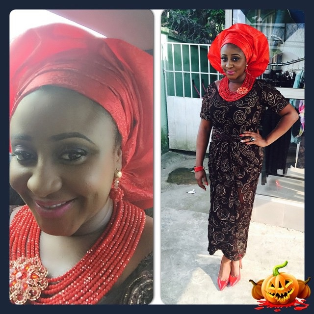 What We Know About Ini Edo's Pregnancy