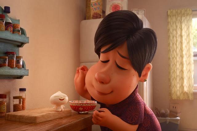 Tem Na Web - Descubra Bao o curta da Pixar que acompanha Os Incríveis 2