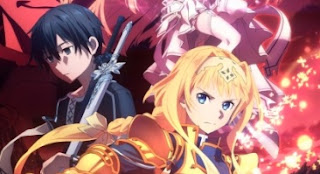 Sword Art Online: Alicization 2 – War of Underworld Episódio 10