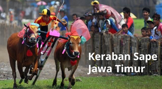 Lirik Lagu Keraban Sape - Jawa Timur