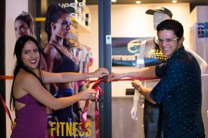 93c1a0a9b Itaporanga  Fitness Trend é inaugurada em grande estilo