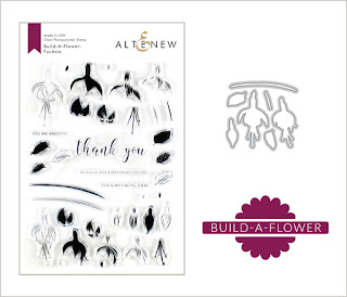 Build-A-Flower: Fuchsia
