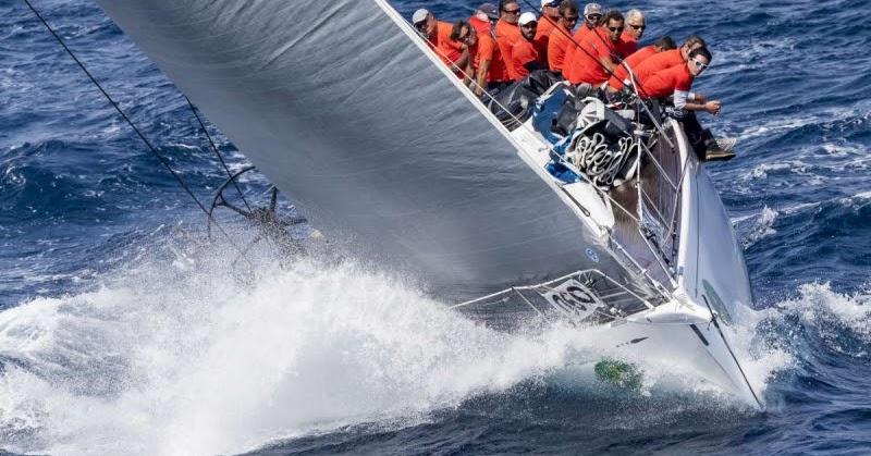 Swan 45 world championship - seconda giornata con il vento in poppa per la flotta swan