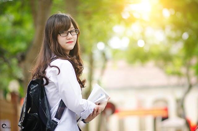 30 hình ảnh nữ sinh Việt Nam xinh đẹp, duyên dáng, dễ thương