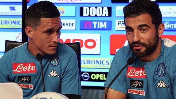 Raul Albiol và Callejon trụ cột Napoli