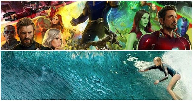 Vingadores e Águas Perigosas