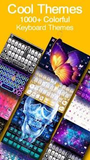 Emoji Keyboard APK  cool themes