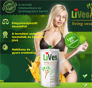 Lives -Apple pectin - új fogyókúrás termék -rendeld meg most innen