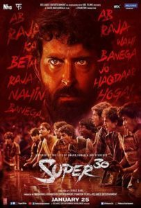 Super 30 Full Movie Download 2019 Leaked By Tamilrockers IN