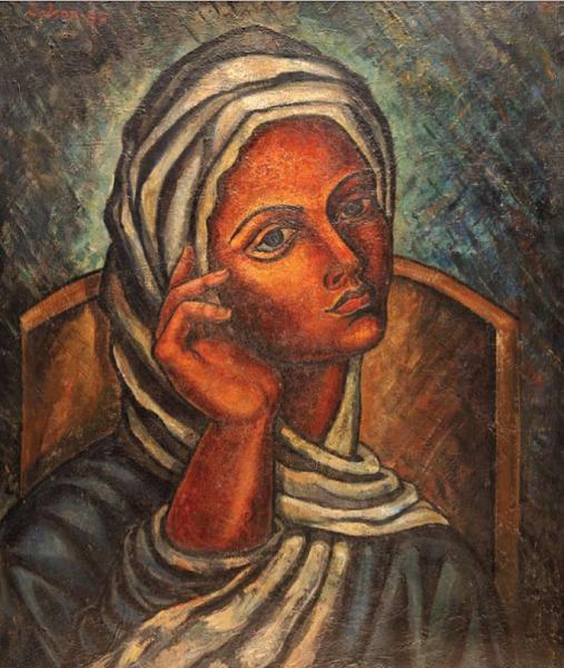 Retrato sin titulo, 1937