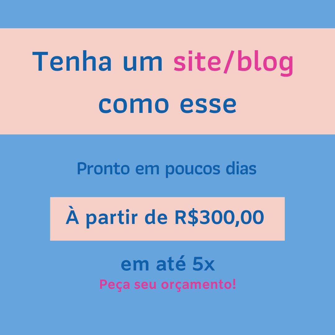 Site personalizado