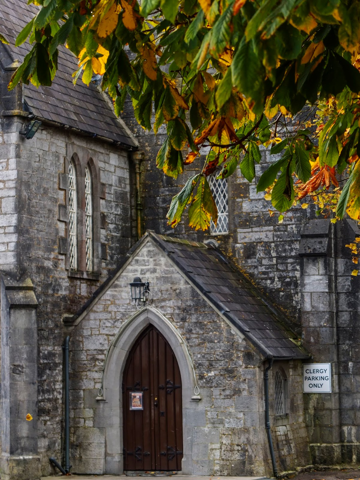 St James' Church, Mallow, Co.Cork pictured in October.
