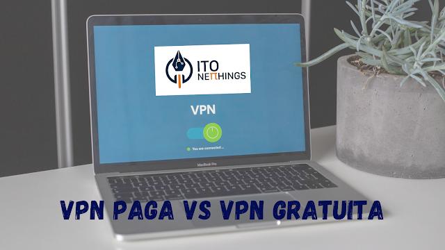 VPN Grátis vs VPN Paga