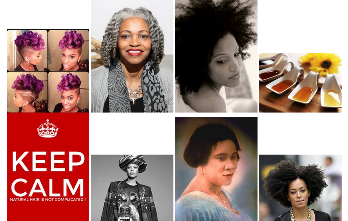 Natural Hair Spotlight - NATURA Magazine