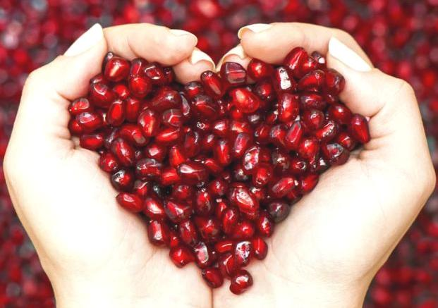 Characteristics of the Pomegranate for the Skin