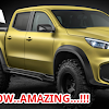 2017 Mercedes-Benz X-Class pickup truck concept,Price in US