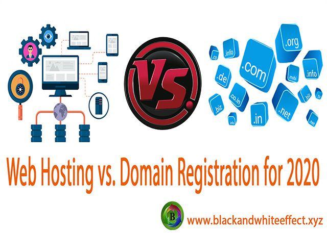 web-hosting-vs-domain-registration