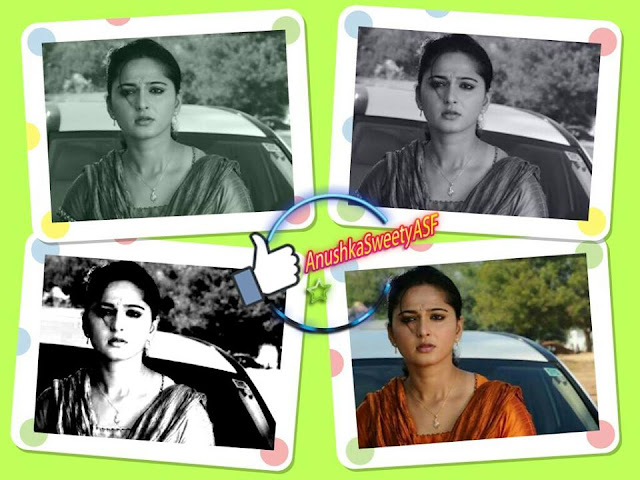 Anushka Shetty Collage