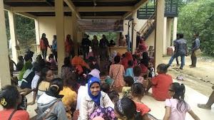 Dinas Kesehatan Kabupaten Batanghari Gelar Bakti Sosial Dalam Rangka HKN KE-55