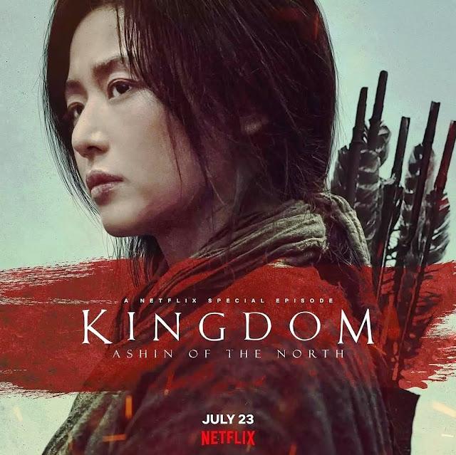 Daftar Nama Pemain Drama Korea Kingdom Ashin of the North 2021 Lengkap