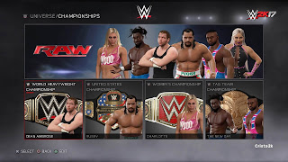 WWE 2K17 PS3 Download