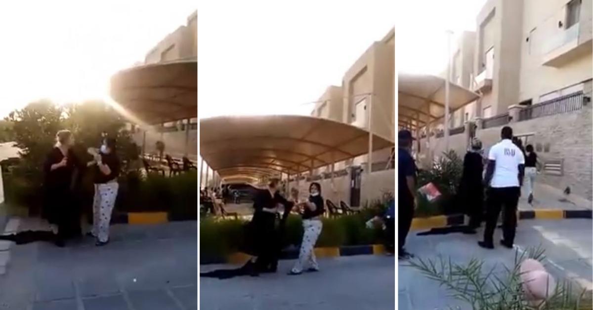 Pilipinang OFW sa Kuwait pinigilan ng kanyang Amo habang papunta sa PH Embassy sa Kuwait.