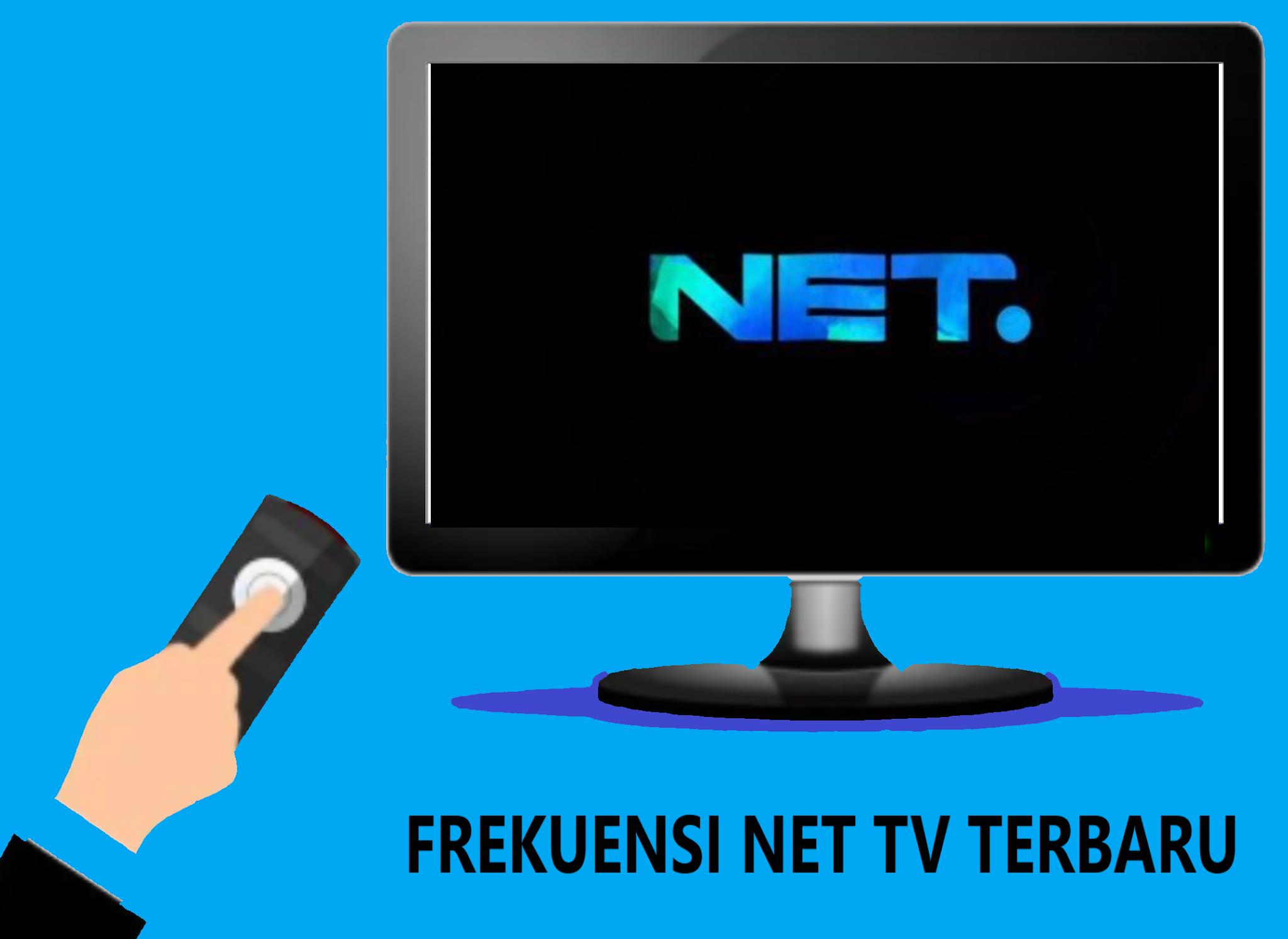 Frekuensi NET TV Terbaru 2020 Di Telkom 4