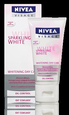 Rangkaian Produk Nivea Sparkling White Dan Harganya : rangkaian, produk, nivea, sparkling, white, harganya, Beauty, Talks:, Nivea, Visage, Sparkling, White, Cream, First, Impression