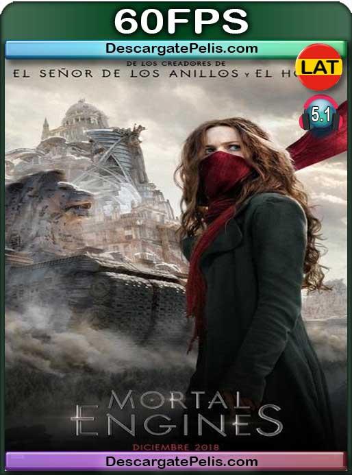 Máquinas mortales (2018) 1080P 60 FPS Latino – Ingles