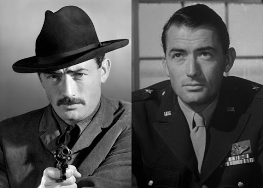 The Gunfighter and Gregory Peck's moustache
