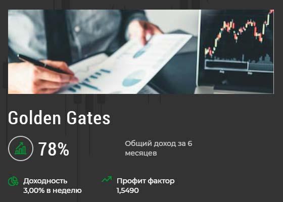 Инвестиционные планы FCM-Market 3