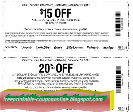 printable coupons for christmas