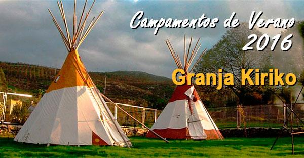 Campamento de Verano en Vigo - GRANJA KIRIKO