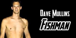 Dave Mullins; Manusia air