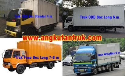 Jenis Sewa Truk Box di Surabaya