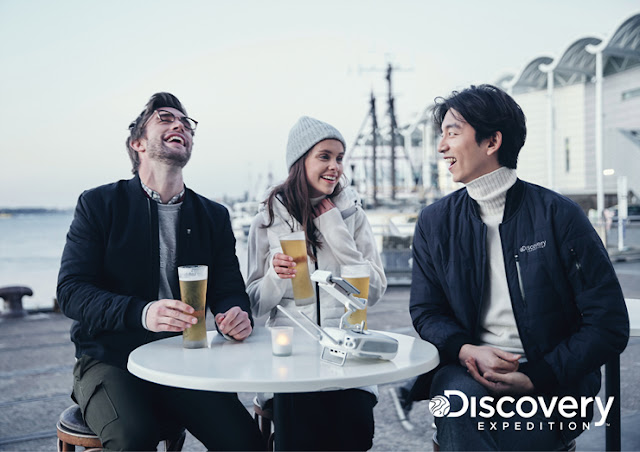 Discovery EXPEDITION-孔劉