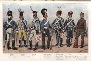 Husaren Uniform