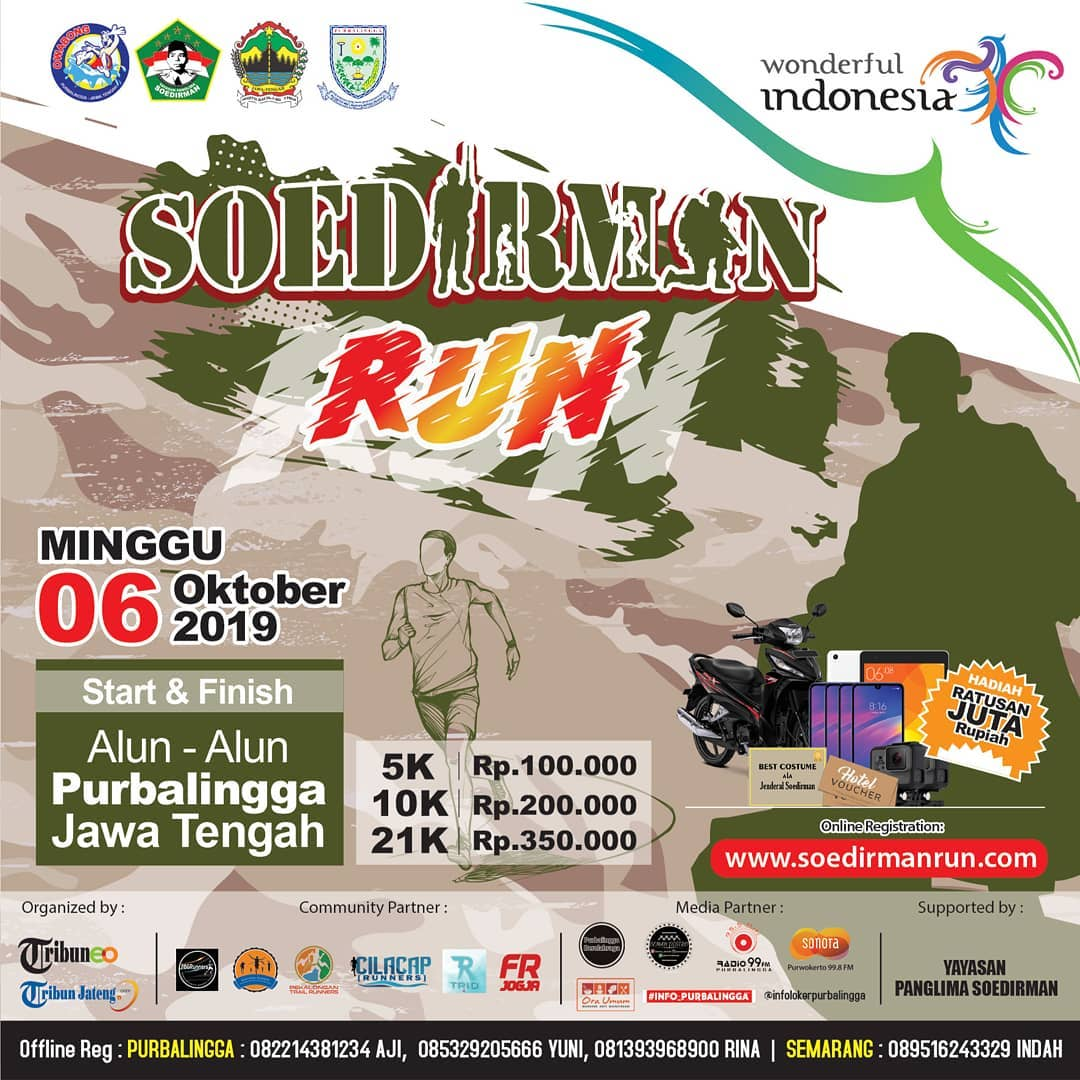 Soedirman Run • 2019