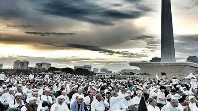 Reuni 212, Antara Politis dan Perlawanan Umat Islam