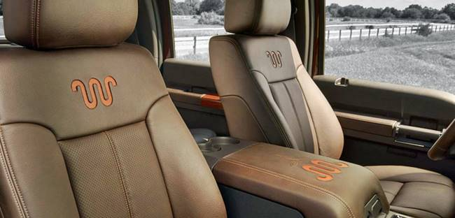 Ford Expedition King Ranch Specs Seats
