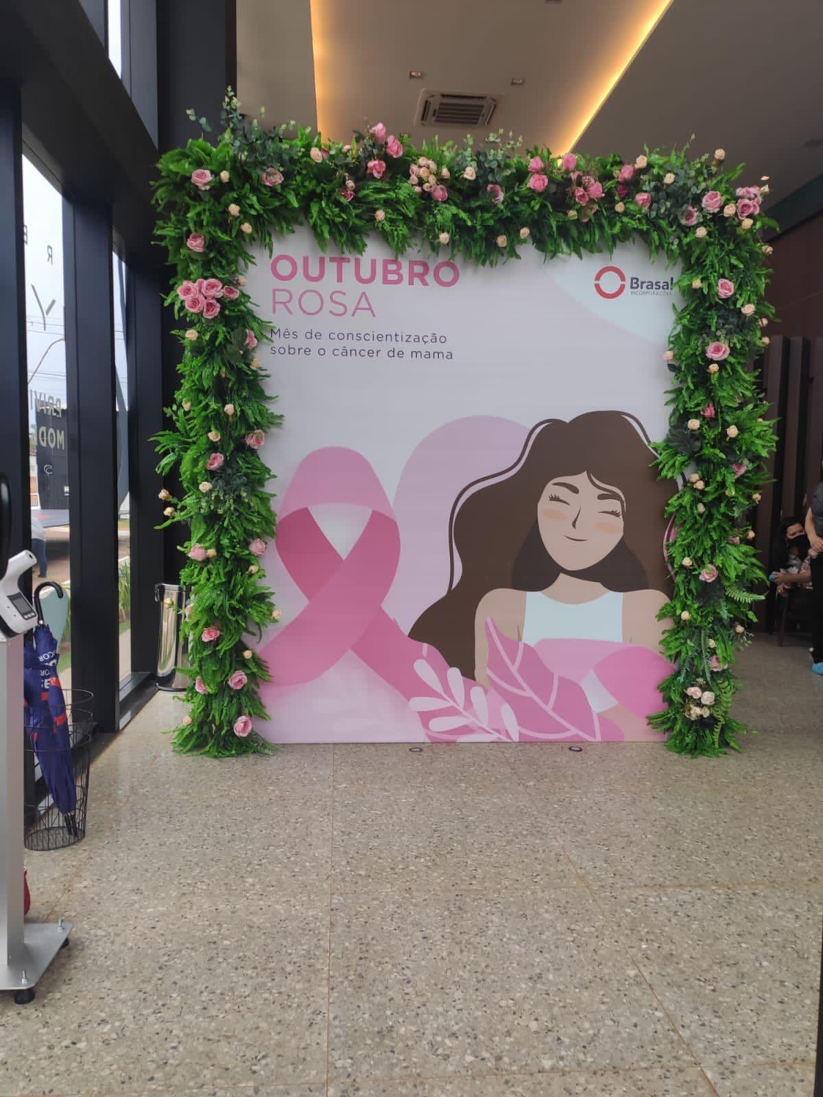 Brasal Incorporações promove palestras sobre câncer de mama em seus canteiros de obras