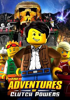 Lego – Aventurile lui Clutch Powers Dublat in romana Desene Animate Online