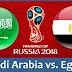 المنتخب السعودي ينهي المشاركة المونديالية بالفوز على مصر 2-1