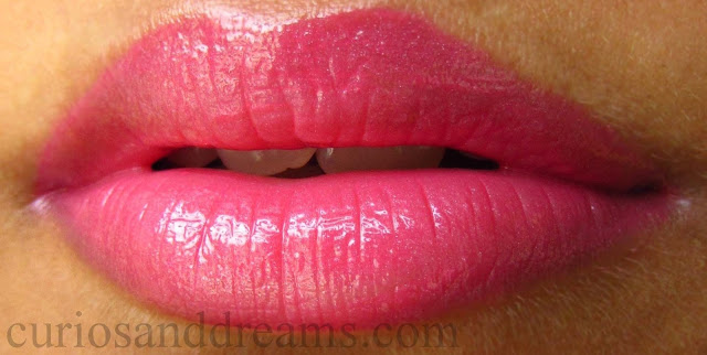 MUA Power Pout review, MUA Power Pout broken hearted review