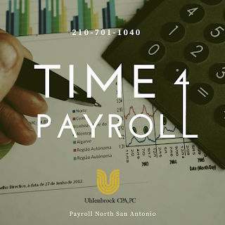 payroll in North San Antonio