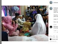 Viral, Pengantin Langsungkan Akad Dekat Jenazah Ibu yang Meninggal 5 Jam sebelum Menikah