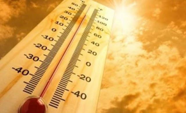 Στο έλεος του καύσωνα από σήμερα η χώρα - 40άρια στην Αργολίδα (πρόγνωση μέχρι το Σάββατο)