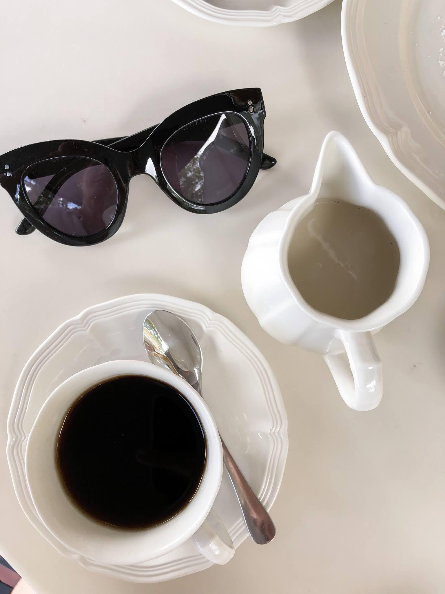 Tiittalan kartano vohvelikahvila // Tiittala manor waffle cafe